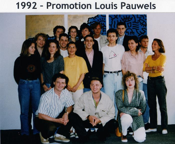 Promotion 1992 - Louis Pauwels