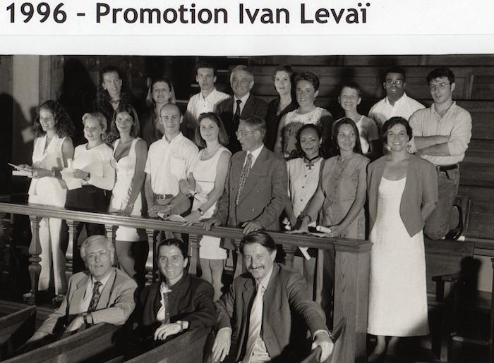 Promotion 1996 - Ivan Levaï