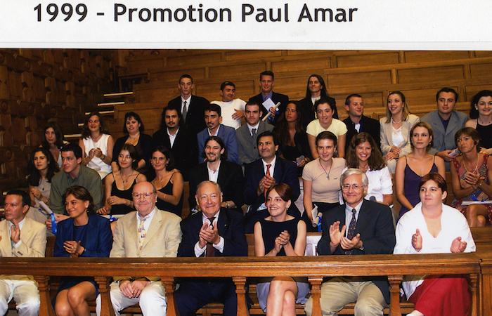 Promotion 1999 - Paul Amar