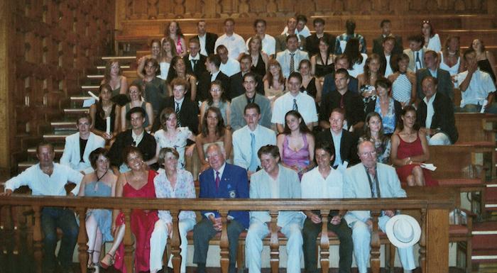 Promotion 2004 - Arlette Chabot