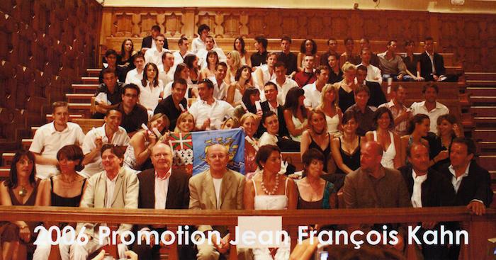 Promotion 2006 - Jean François Kahn