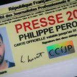 PHILIPPE PERONNE, PROMO 2015
